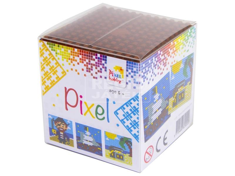 Pixel kocka készlet - kalóz