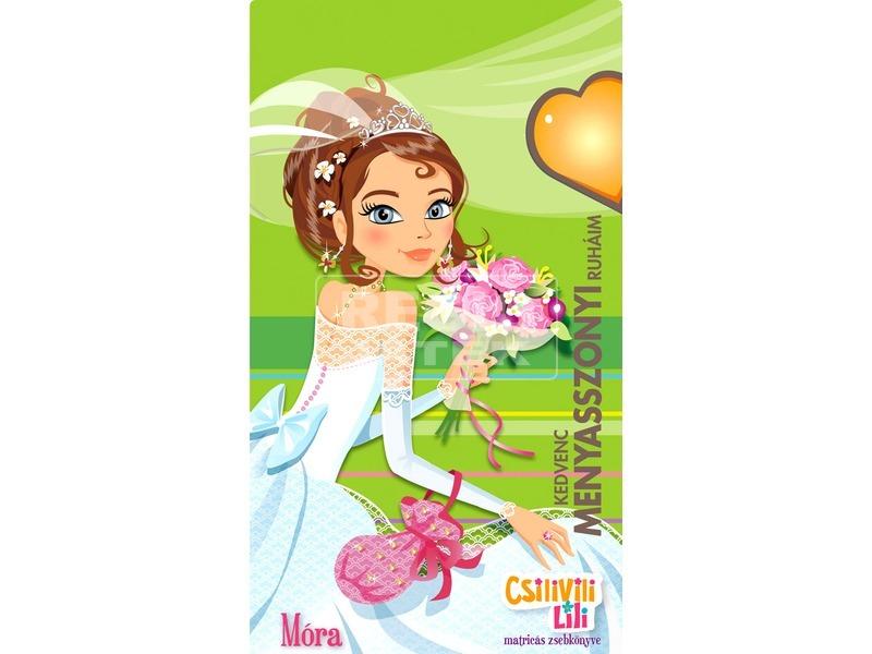Kedvenc menyasszonyi ruháim /Csillivilli Lili zsebk