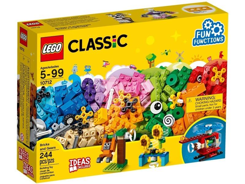 LEGO® Classic Kockák és figurák 10712
