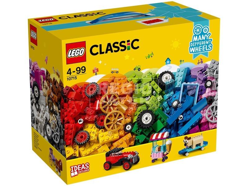 LEGO® Classic Kockák és kerekek 10715