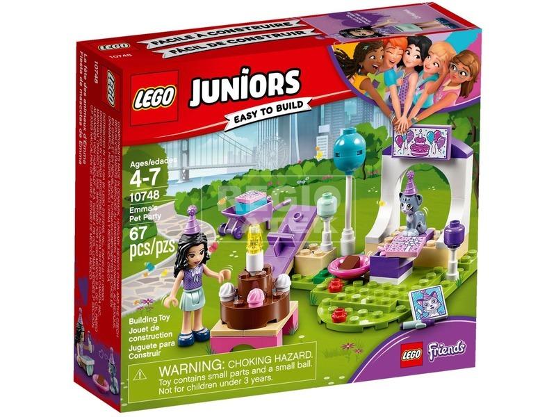 LEGO® Juniors Emma kisállat partija 10748