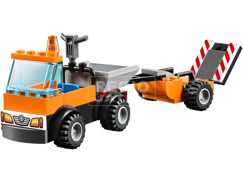 kép nagyítása LEGO® Juniors Közúti szerelőkocsi 10750
