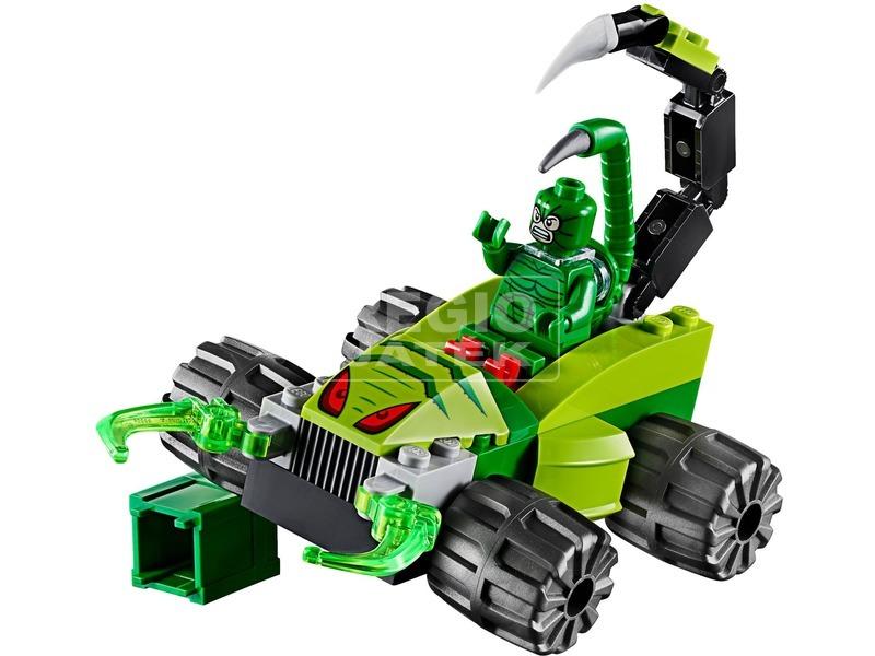 kép nagyítása LEGO® Juniors Pókember és Skorpió 10754
