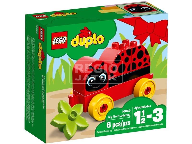 LEGO® DUPLO My First Első katicabogaram 10859