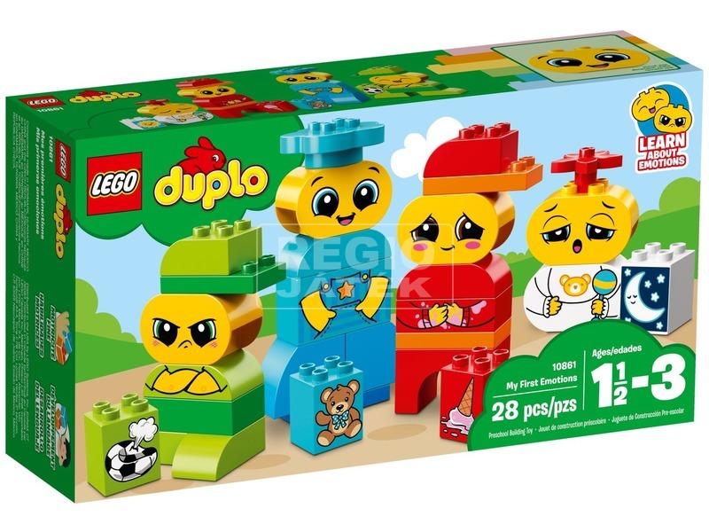 LEGO® DUPLO My First Első érzelmeim 10861
