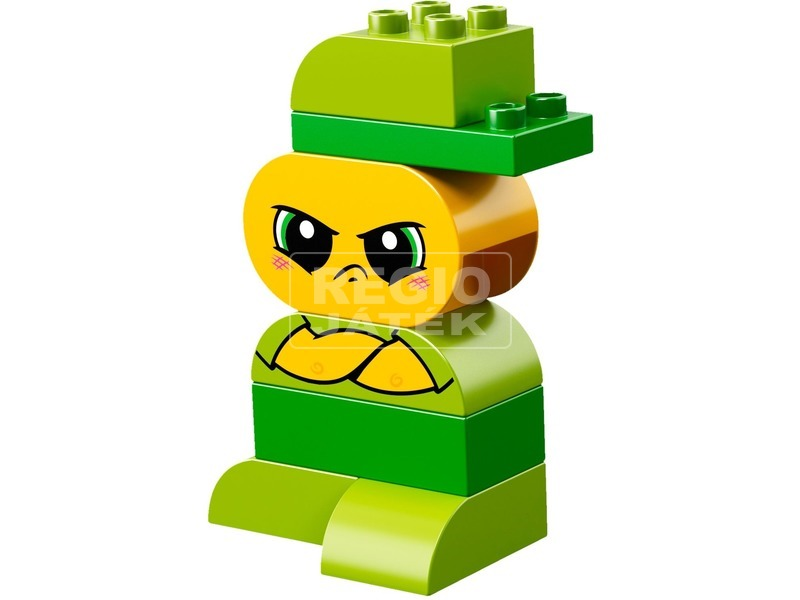 kép nagyítása LEGO® DUPLO My First Első érzelmeim 10861