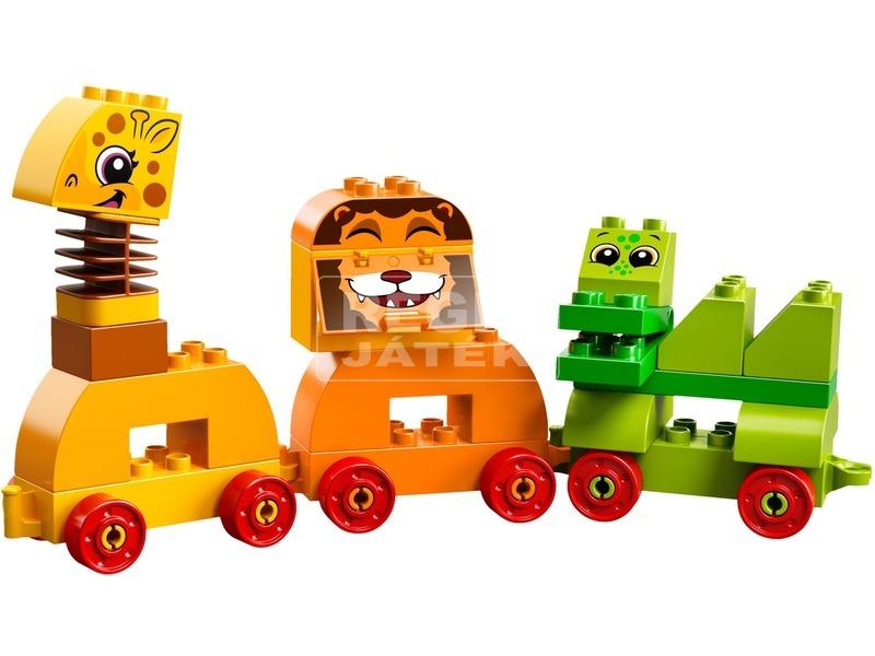 kép nagyítása LEGO® DUPLO My First Első állatos dobozom 10863