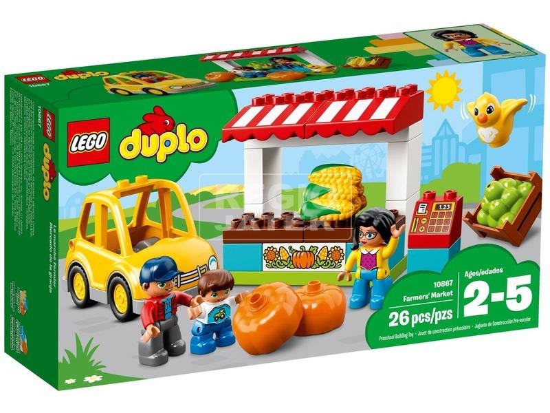 LEGO® DUPLO Town Farmerek piaca 10867