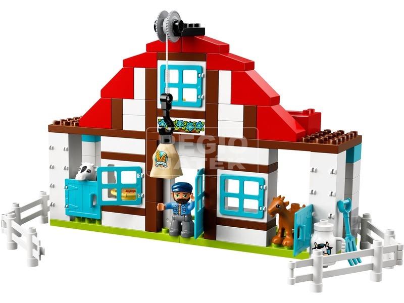 kép nagyítása LEGO® DUPLO Town Kalandok a farmon 10869