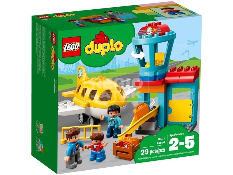 LEGO® DUPLO Town Repülőtér 10871