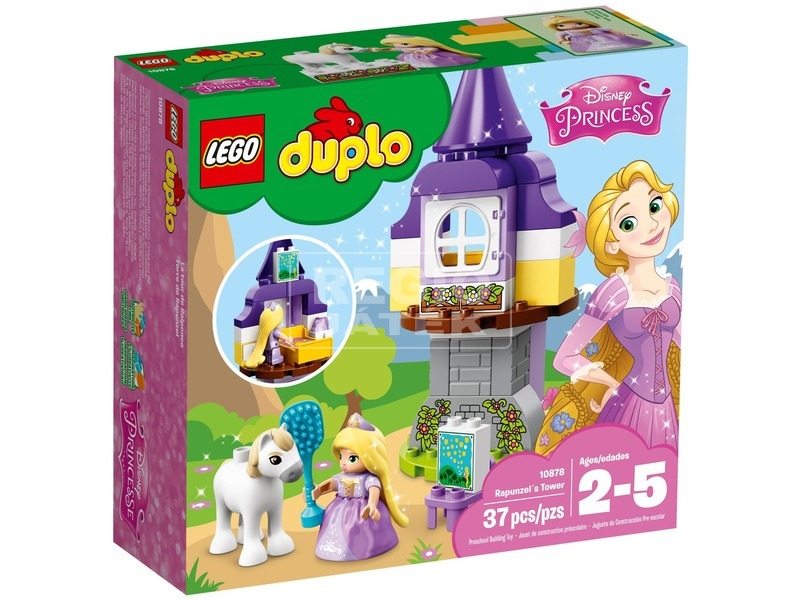 LEGO® DUPLO Princess™ Aranyhaj tornya 10878