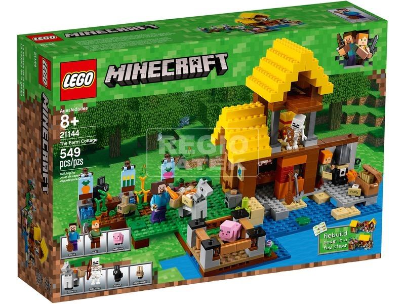 LEGO® Minecraft Farmház 21144