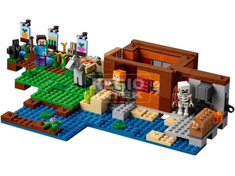 kép nagyítása LEGO® Minecraft Farmház 21144