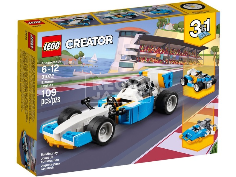 LEGO® Creator Extrém motorok 31072