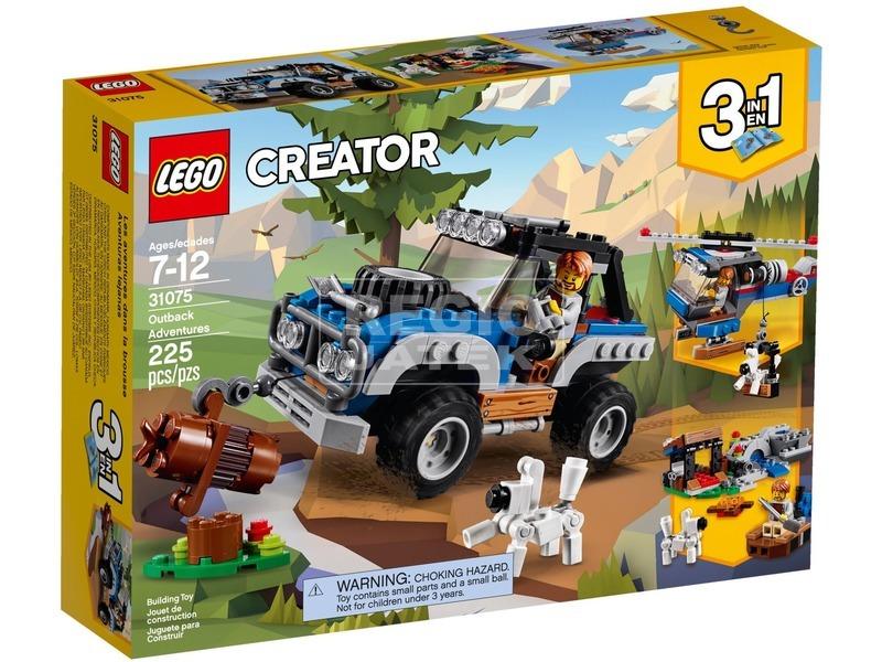 LEGO® Creator Messzi kalandok 31075