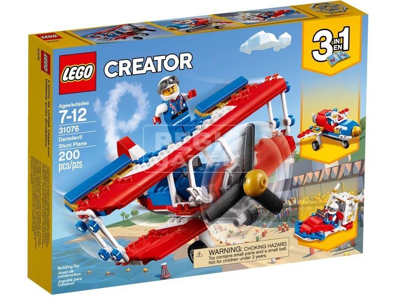 LEGO® Creator Vagány műrepülőgép 31076