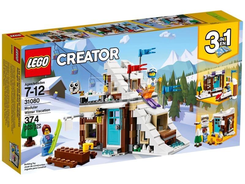 LEGO® Creator Moduláris téli vakáció 31080