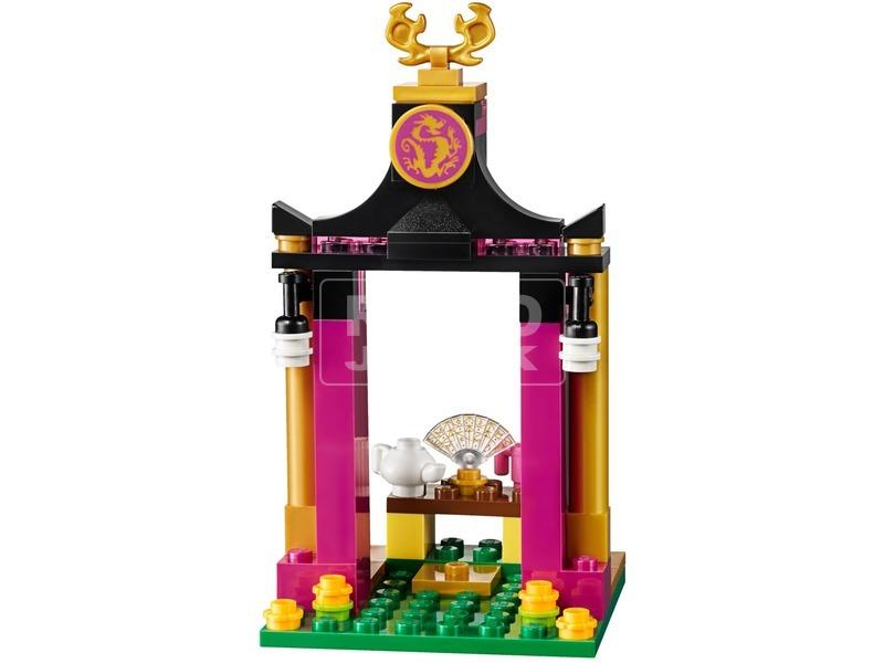 kép nagyítása LEGO® Disney Princess Mulan kiképzése 41151