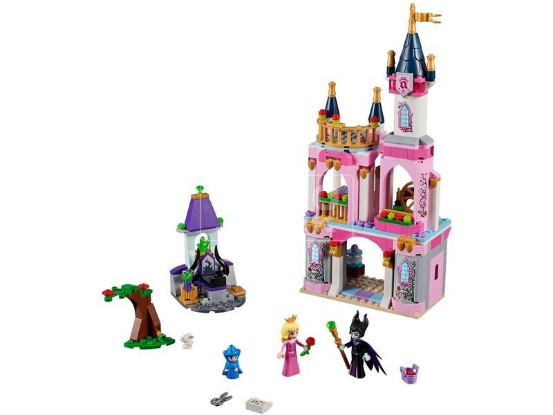kép nagyítása LEGO® Disney Princess Csipkerózsika kastélya 41152