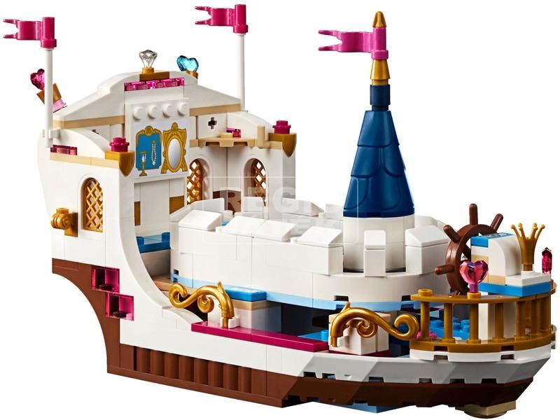 kép nagyítása LEGO® Disney Princess Ariel királyi hajója 41153