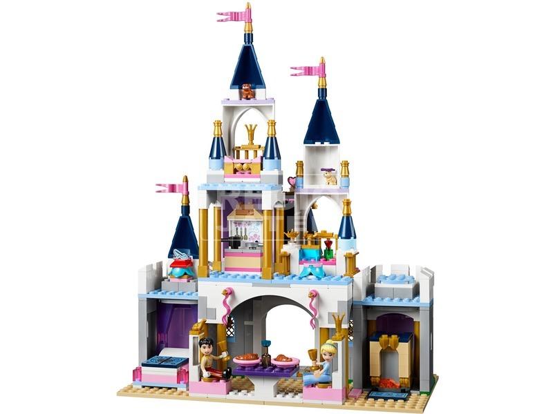 kép nagyítása LEGO® Disney Princess Hamupipőke kastélya 41154