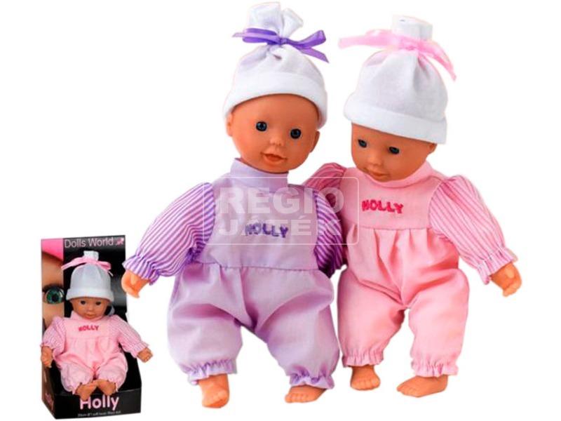 kép nagyítása Holly babzsákos baba - 20 cm, többféle