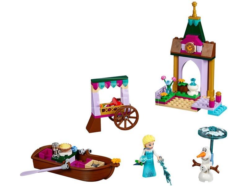 kép nagyítása LEGO® Disney Princess Elsa piaci kalandja 41155