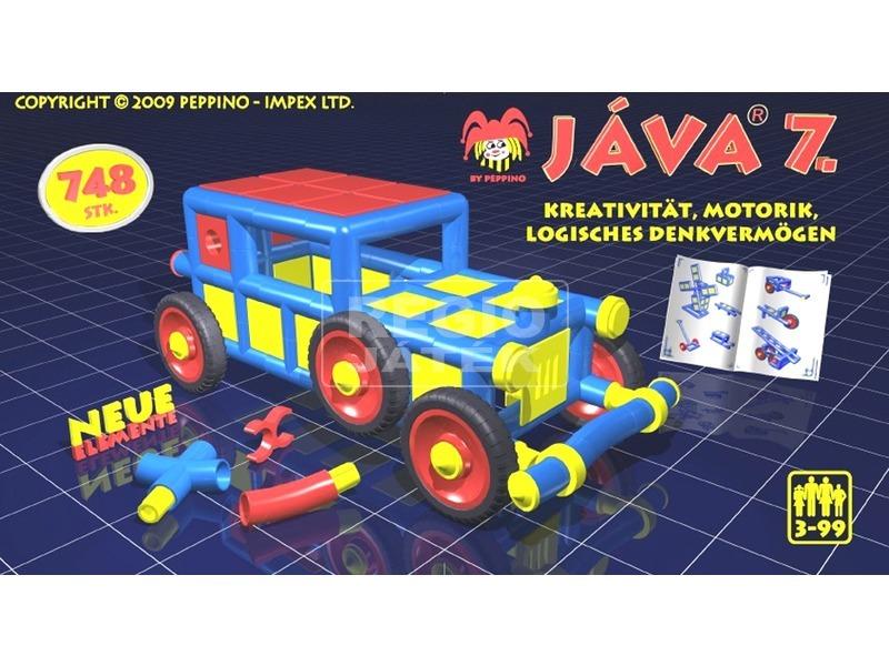 kép nagyítása Jáva 7 építőjáték