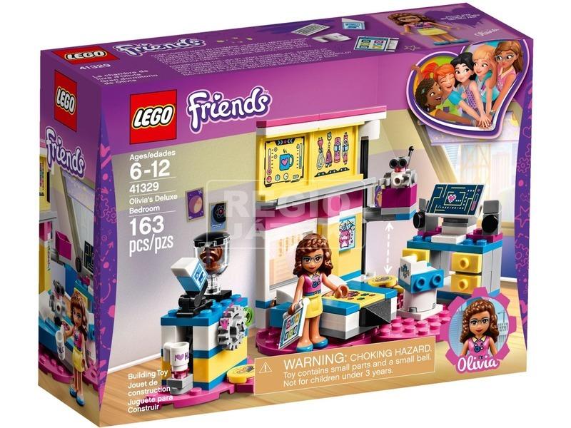 LEGO® Friends Olivia luxus hálószobája 41329