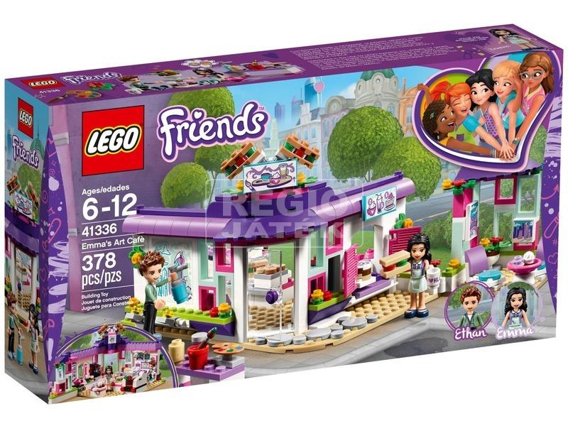 LEGO® Friends Emma kávézója 41336
