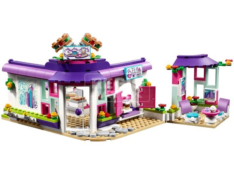kép nagyítása LEGO® Friends Emma kávézója 41336