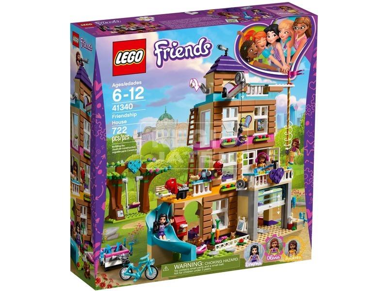 LEGO® Friends Barátság ház 41340