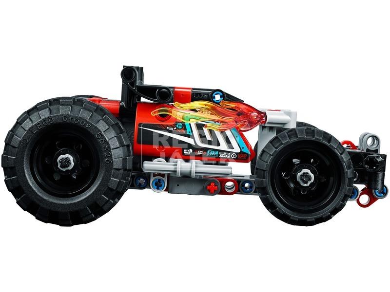 kép nagyítása LEGO® Technic Ütköztethető versenyjármű II. 42073