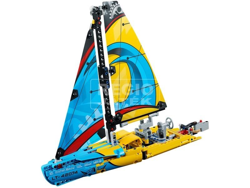 kép nagyítása LEGO® Technic Versenyjacht 42074