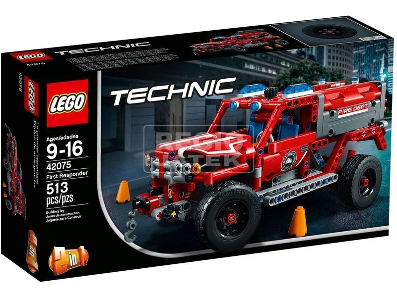 LEGO® Technic Tűzoltó jármű 42075