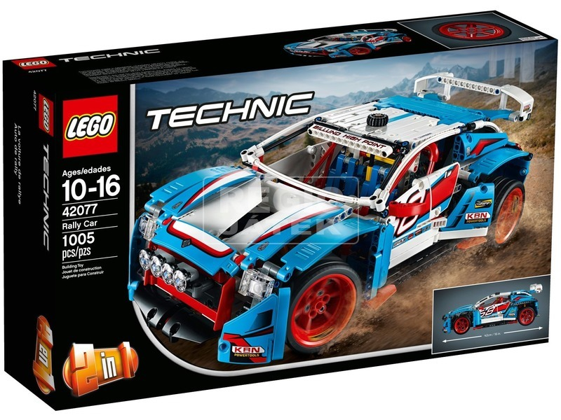 LEGO® Technic Rally autó 42077