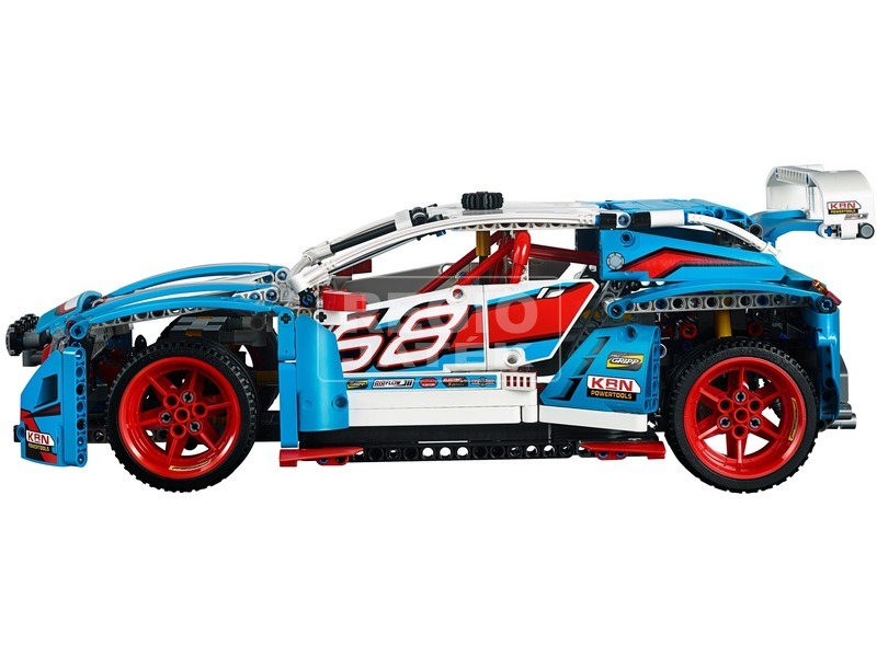 kép nagyítása LEGO® Technic Rally autó 42077