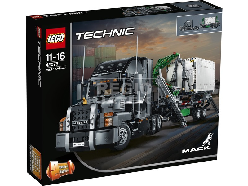 LEGO® Technic Mack Anthem® 42078