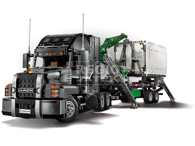 kép nagyítása LEGO® Technic Mack Anthem® 42078