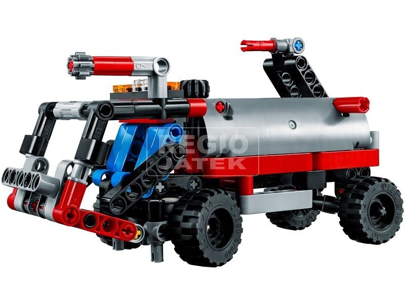 kép nagyítása LEGO® Technic Kampós rakodó 42084