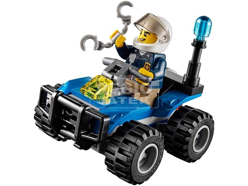 kép nagyítása LEGO® City Police Hegyi szökevények 60171