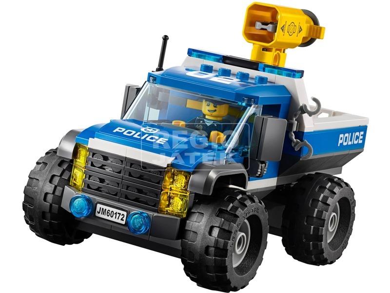kép nagyítása LEGO® City Üldözés a földúton 60172