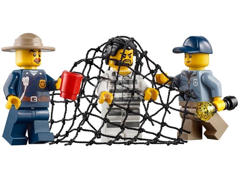 kép nagyítása LEGO® City Police Hegyi Rendőrkapitányság 60174
