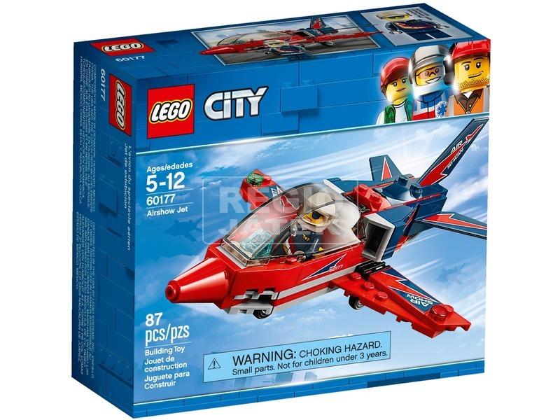 LEGO® City Légi parádé repülő 60177