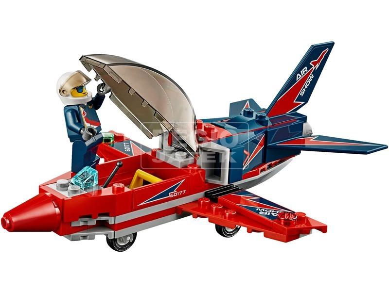 kép nagyítása LEGO® City Légi parádé repülő 60177