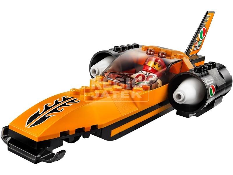 kép nagyítása LEGO® City Sebességrekorder autó 60178