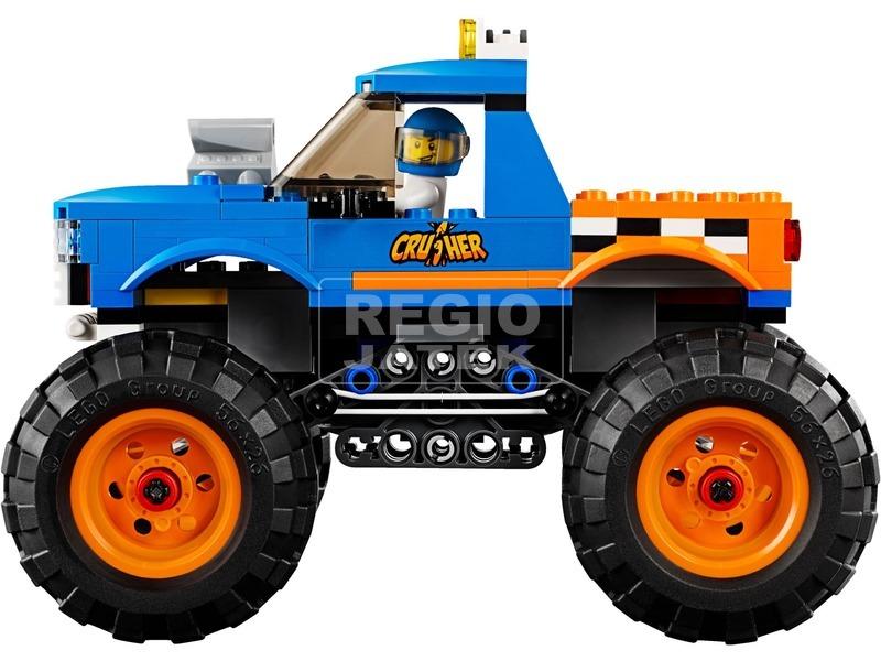kép nagyítása LEGO® City Óriási teherautó 60180