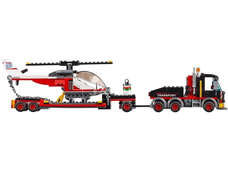 kép nagyítása LEGO® City Nehéz rakomány szállító 60183
