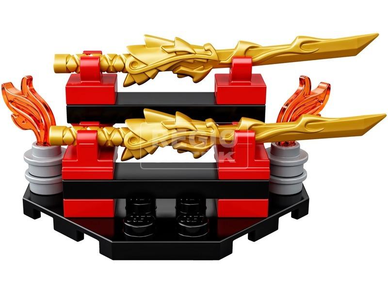 kép nagyítása LEGO® Ninjago Kai - Spinjitzu mester 70633