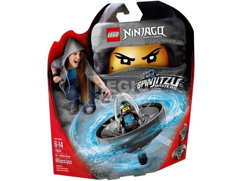 LEGO® Ninjago Nya - Spinjitzu mester 70634